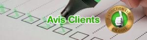 Avis clients du groupe PubAvenue vérifiés et certifiés par EKOMI