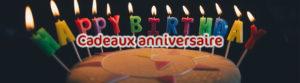 Idée cadeau personnalisé pas cher pour anniversaire
