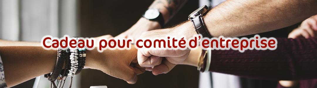 Idée cadeau personnalisé pas cher pour comité d'entreprise C.E
