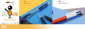 Catalogue de stylo BIC publicitaire personnalisé pas chers