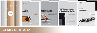 Catalogue de cadeau publicitaire high tech