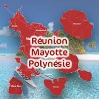 Revendeur objet publicitaire et textile personnalisé Goodies en Réunion Mayotte Polynésie Française