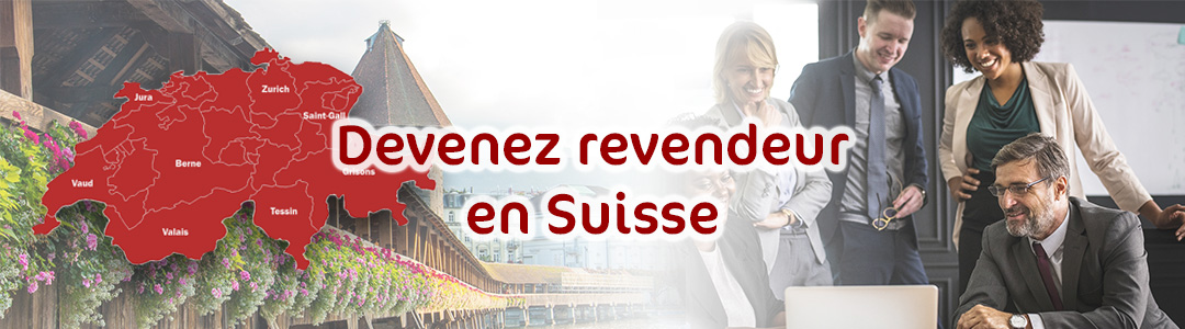Devenez distributeur en objet publicitaire et vêtement personnalisé en Suisse