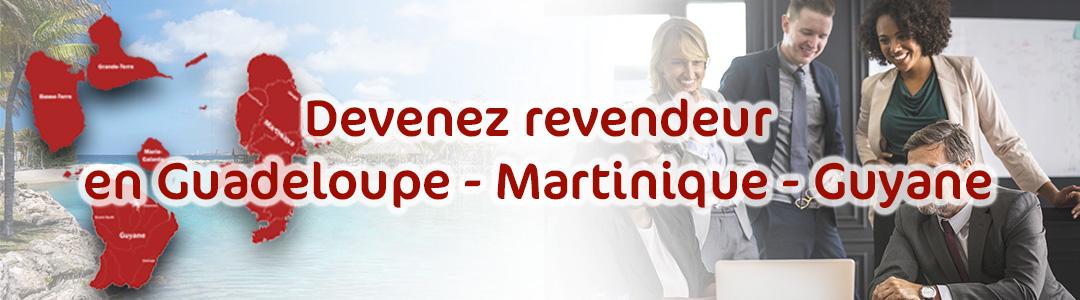 Devenez distributeur en objet publicitaire et vêtement personnalisé en Guadeloupe, Martinique, Guyane